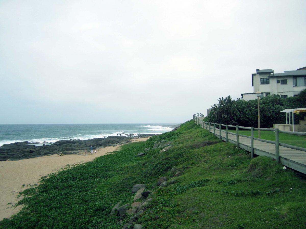 Ballito, praia tranquila próxima a Durban