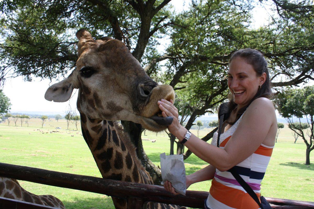 Turistando em Joanesburgo