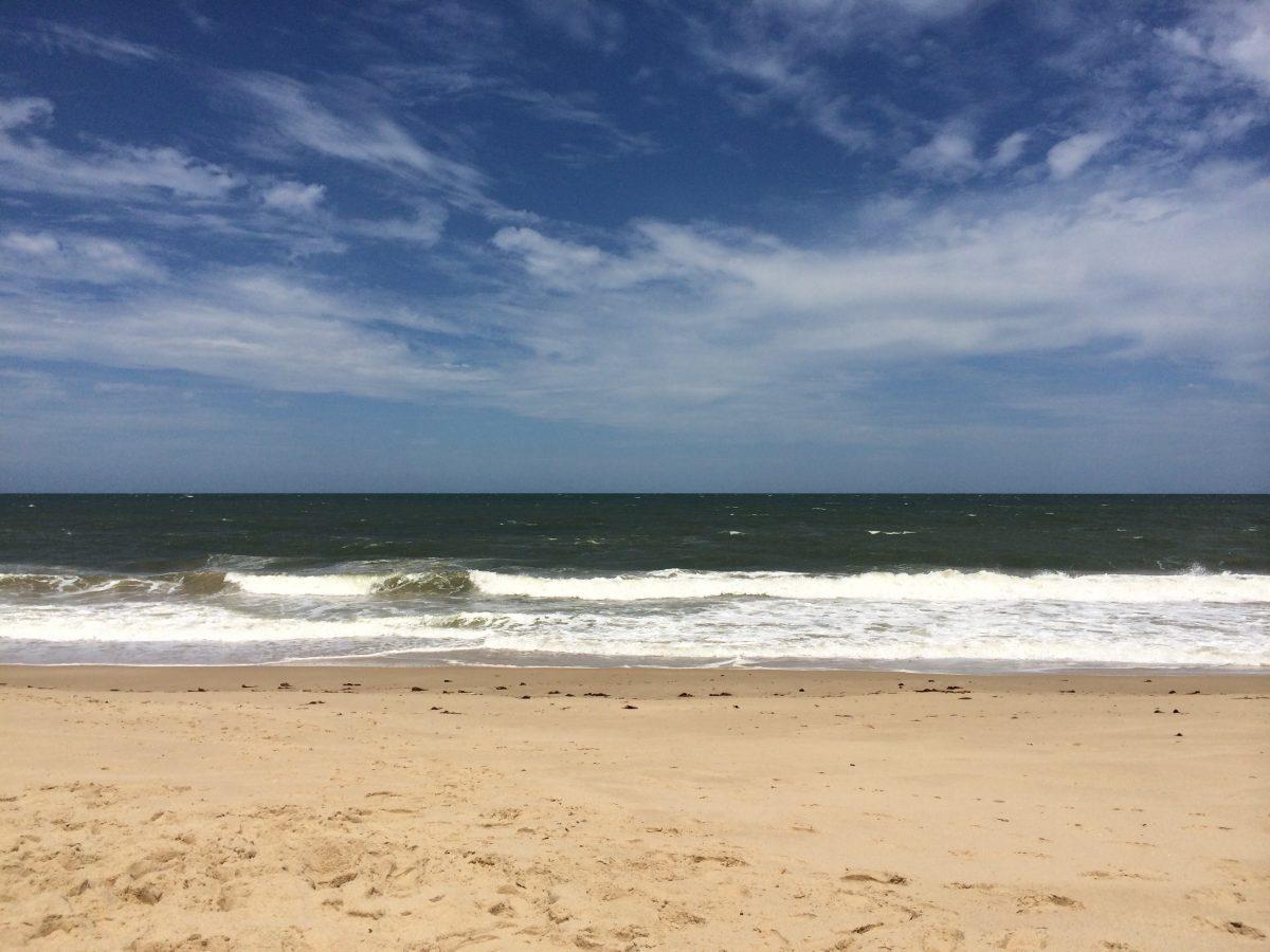 Macaneta, a praia mais próxima a Maputo