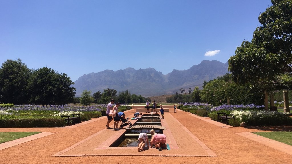 3 vinícolas para ir com crianças na África do Sul