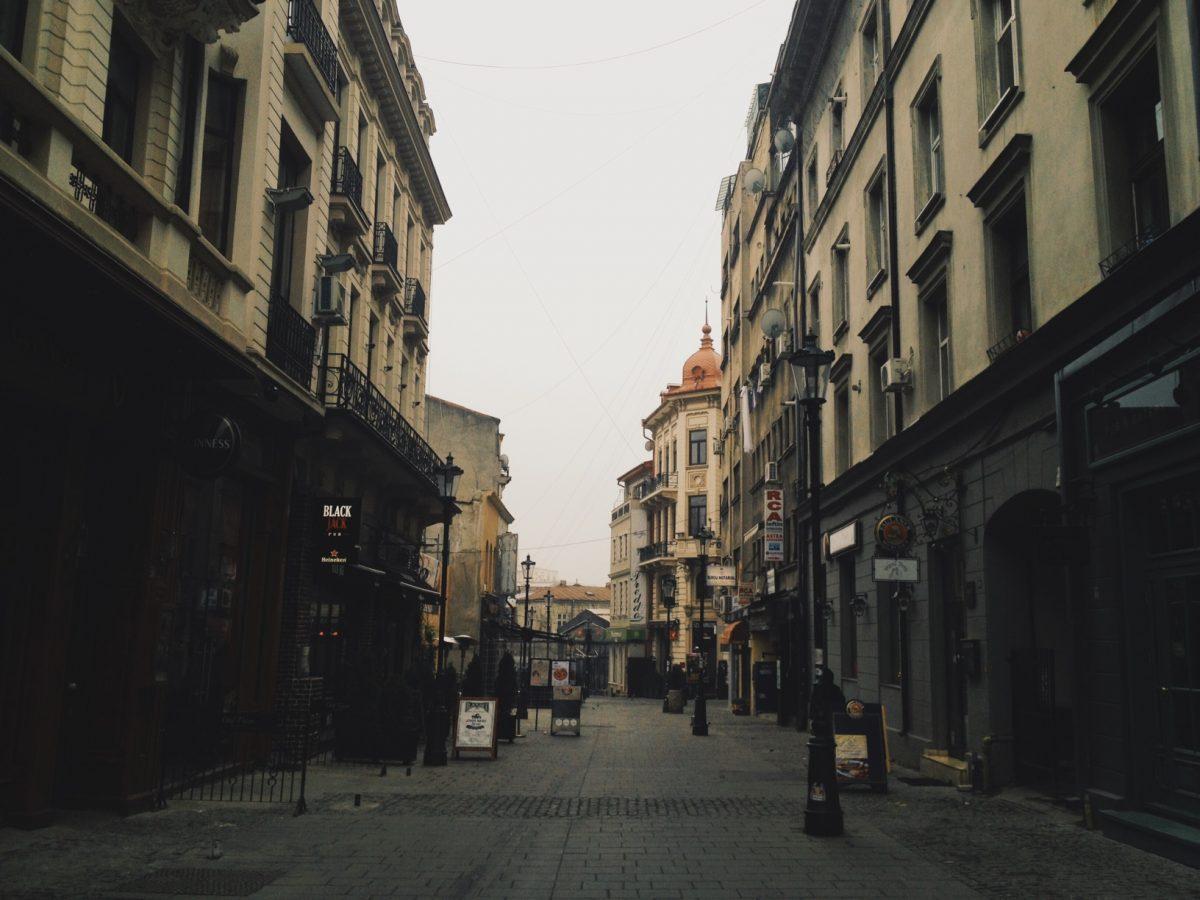 bairro lipscani bucareste romenia