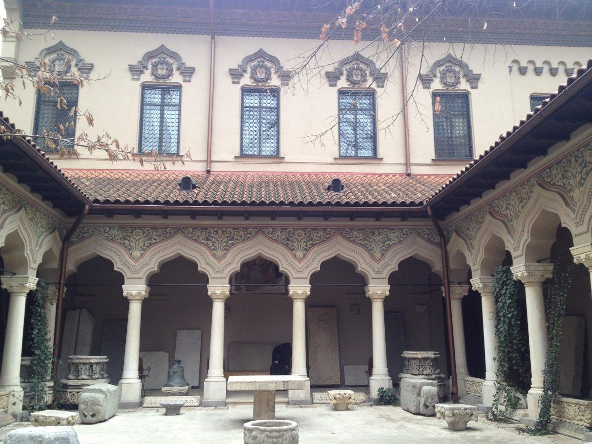 mosteiro bucaresti bucareste romenia