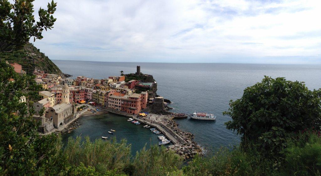 Cinque Terre, cinco vilas pitorescas na Riviera Italiana
