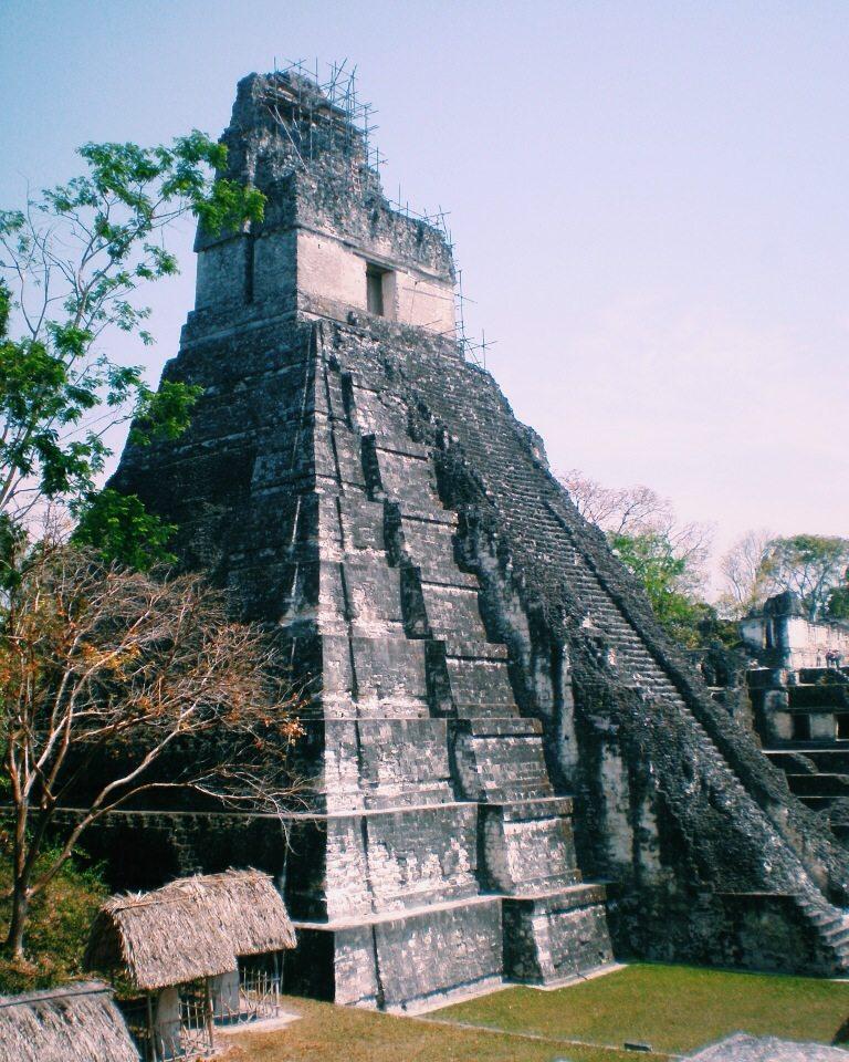 Tour de 1 dia no Tikal, incrível sítio Maia na Guatemala