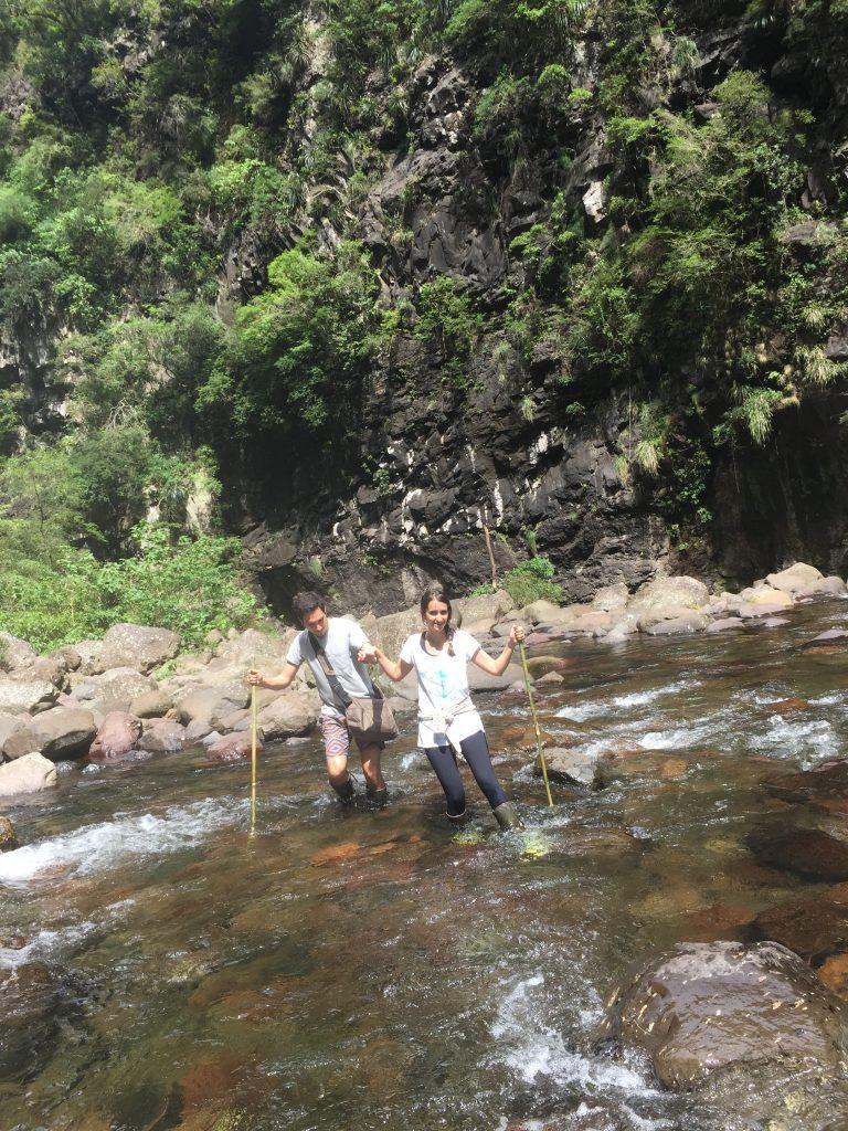 Trilha do Rio do Boi - Canyon Itaimbezinho