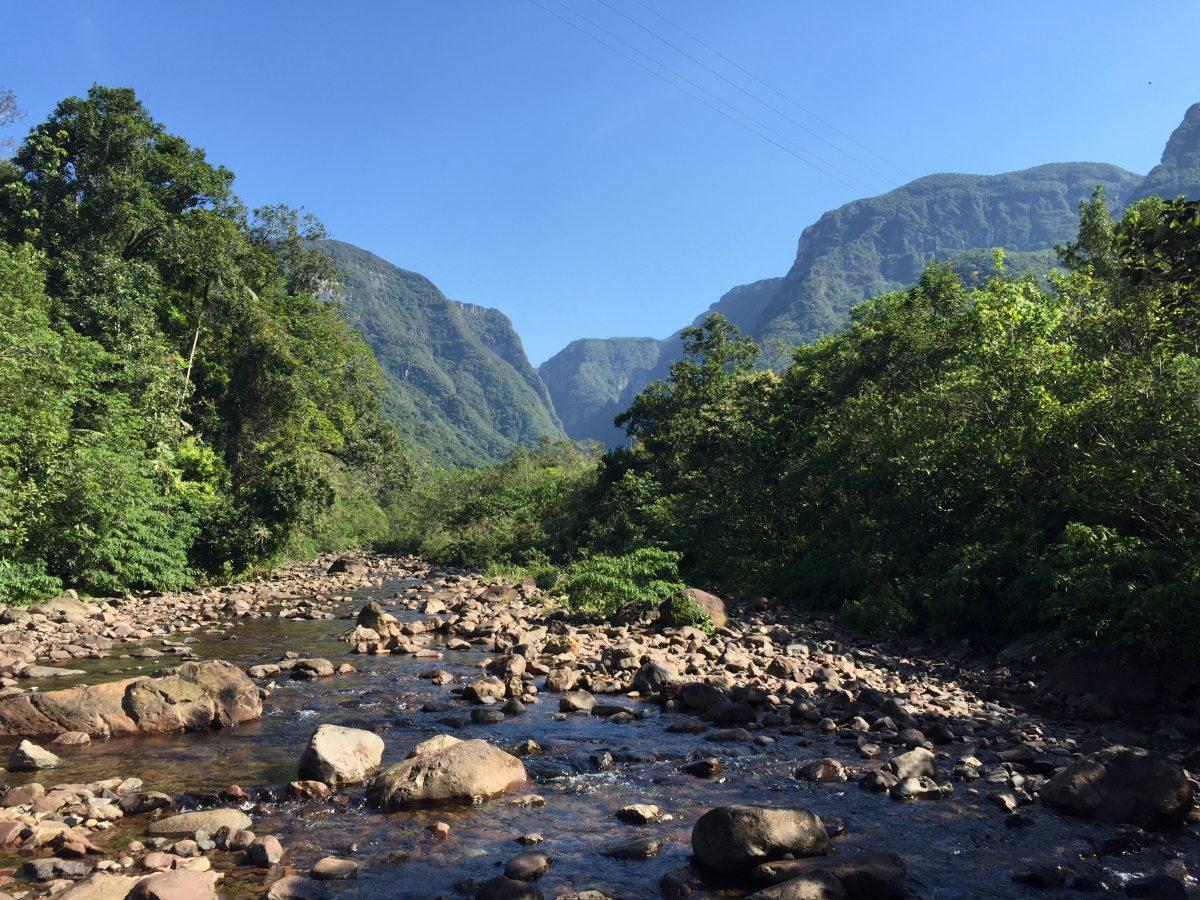 Cânions do Sul do Brasil: Itaimbezinho e Fortaleza