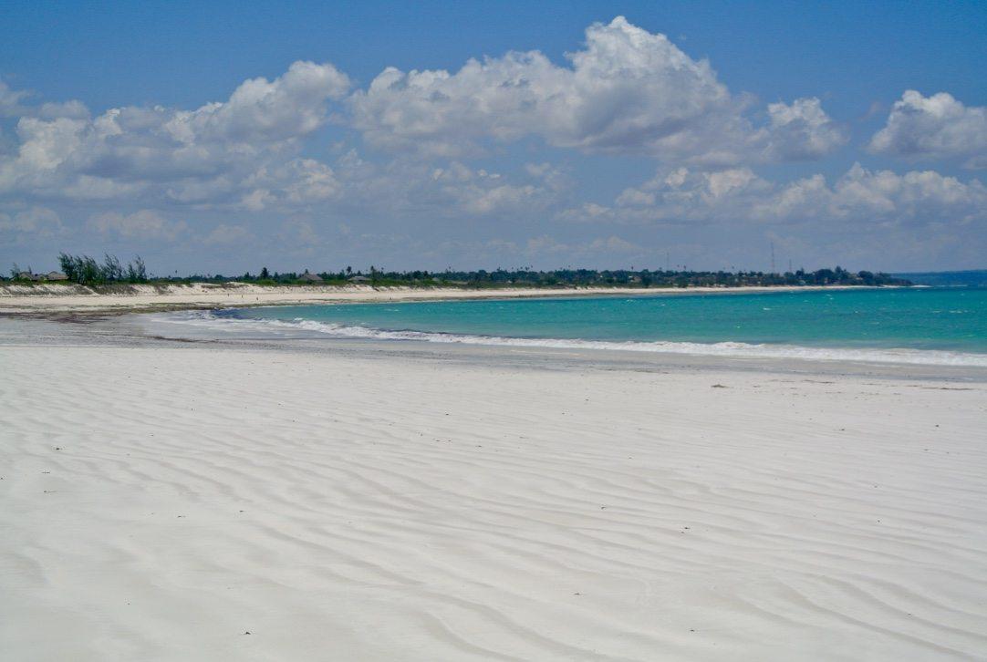 praia de chocas moçambique
