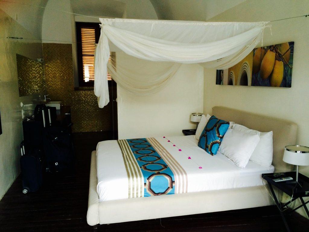 hotel na ilha de moçambique