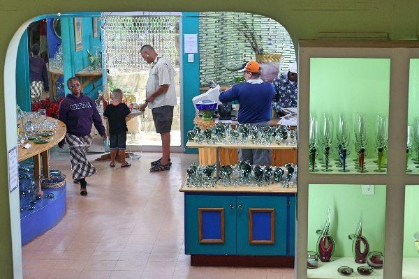 fábrica de vidros na suazilândia