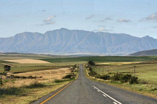 Roteiro da Garden Route, dirigindo de Joanesburgo a Cape Town
