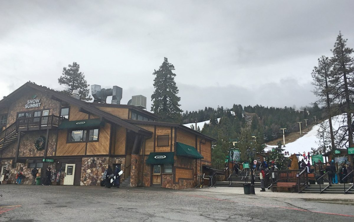 Ski no Sul da California – Big Bear