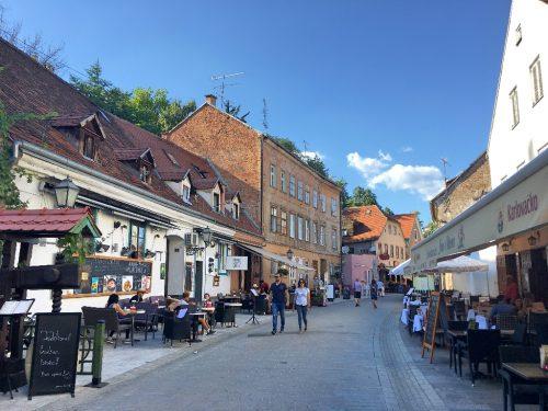 1 dia em Zagreb, a capital da Croácia