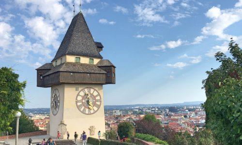 O que fazer em Graz na Austria