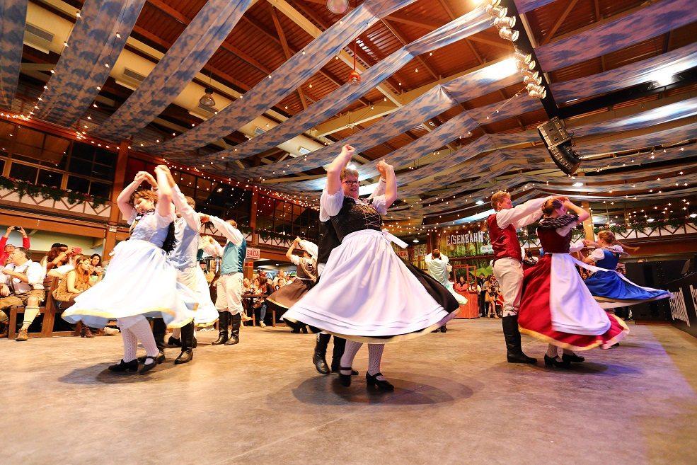 Oktoberfest de Blumenau com Bebê