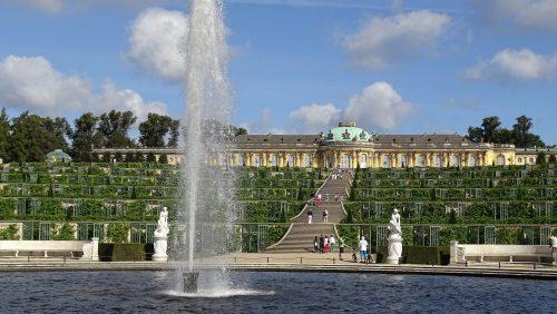 Potsdam, cidade dos palácios perto de Berlim