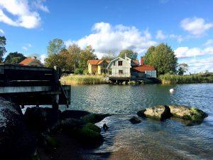 Vaxholm e Arquipélagos de Estocolmo