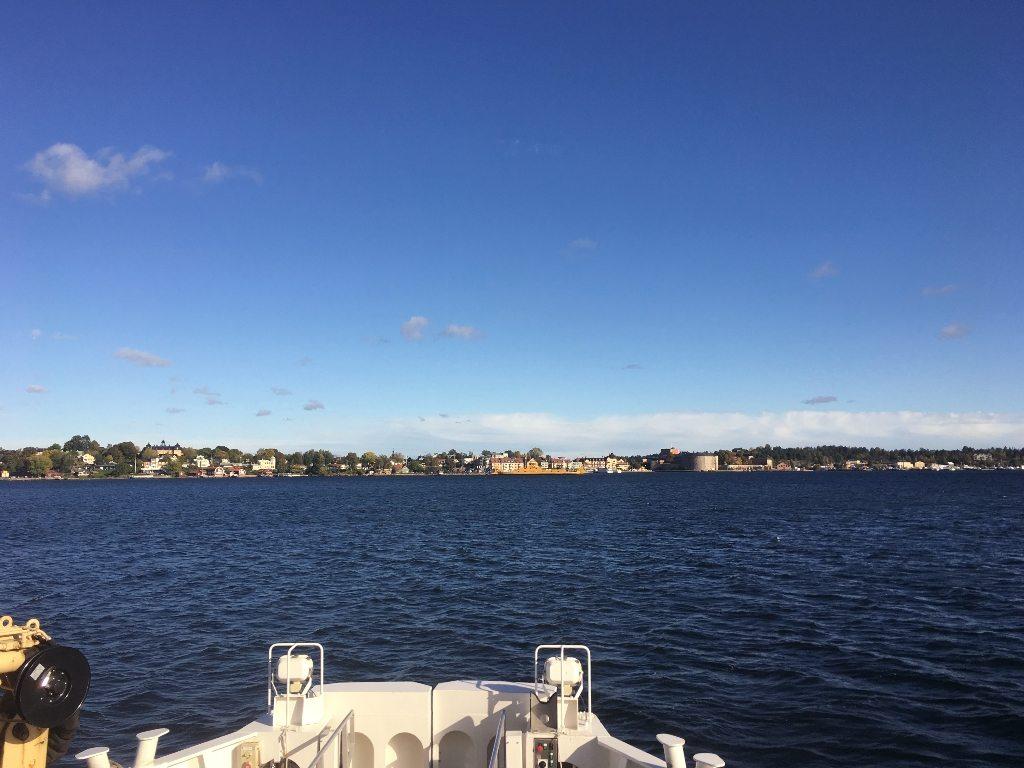 Vaxholm e Arquipélagos de Estocolmo como chegar de barco