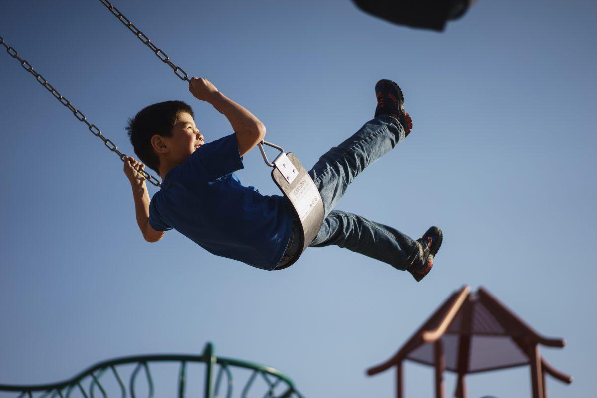 3 parques para crianças pequenas em Los Angeles