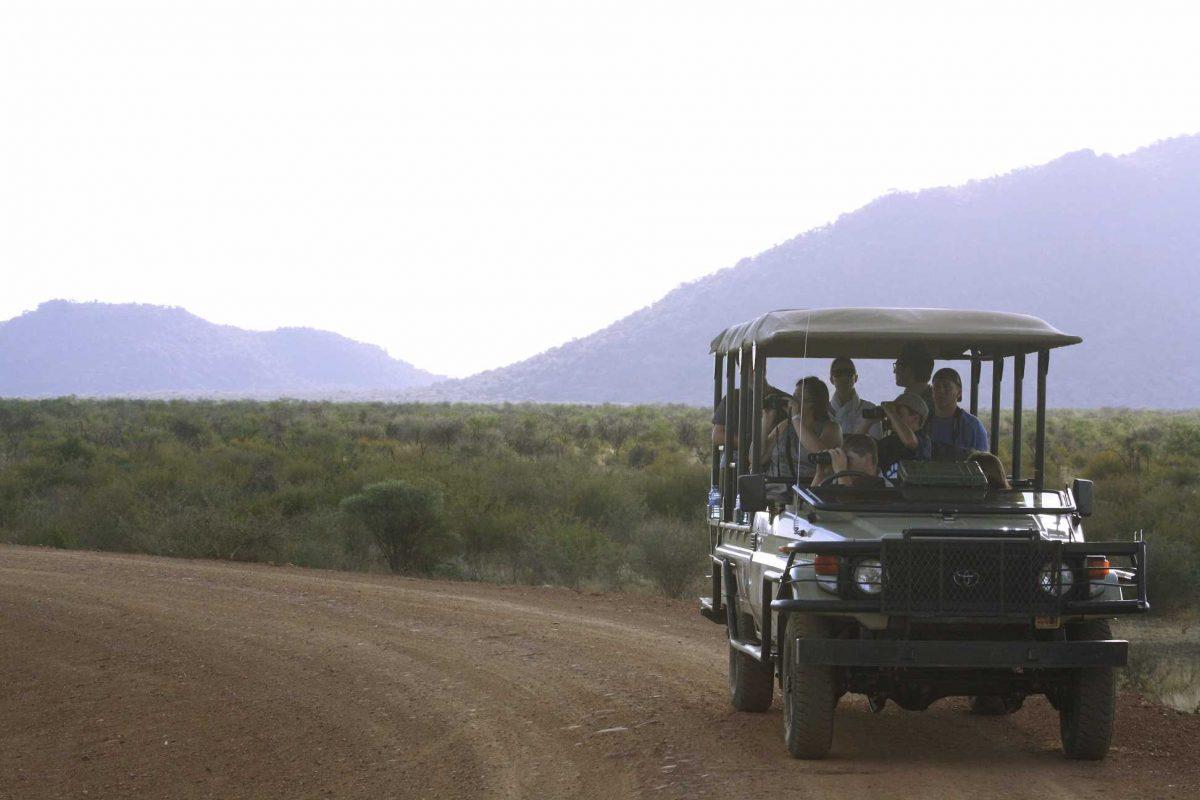 É seguro viajar para a África do Sul?
