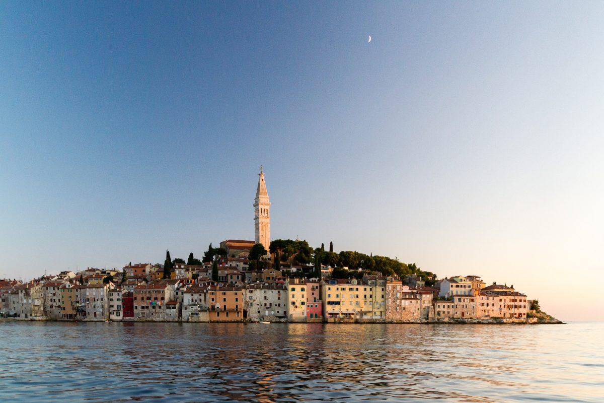 O que fazer em Rovinj (Rovigno) na Croácia