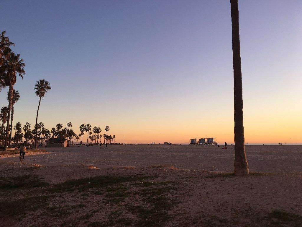 4 praias perto de Los Angeles