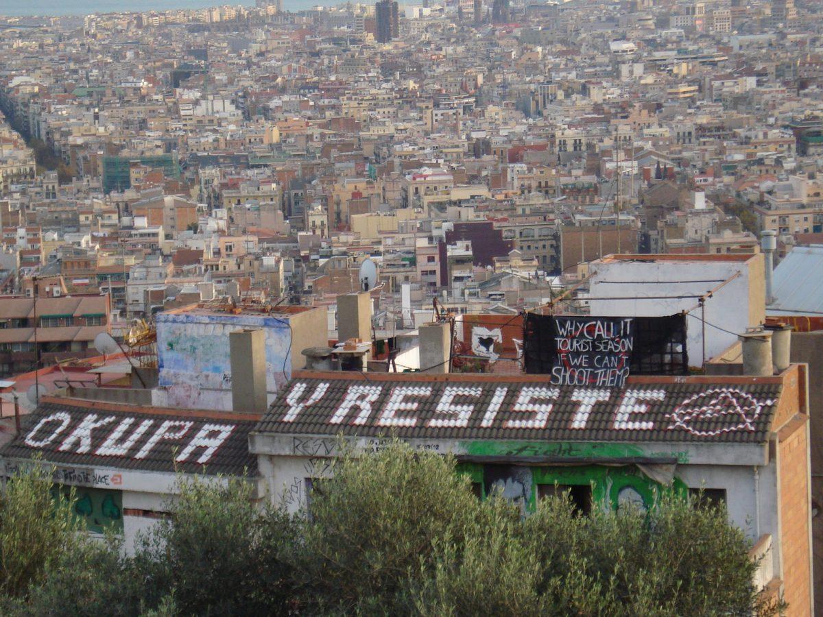 roteiro-gaudi-em-barcelona-vista-parque-guell