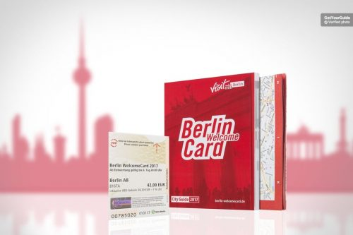 Como funciona o Berlin Welcome Card