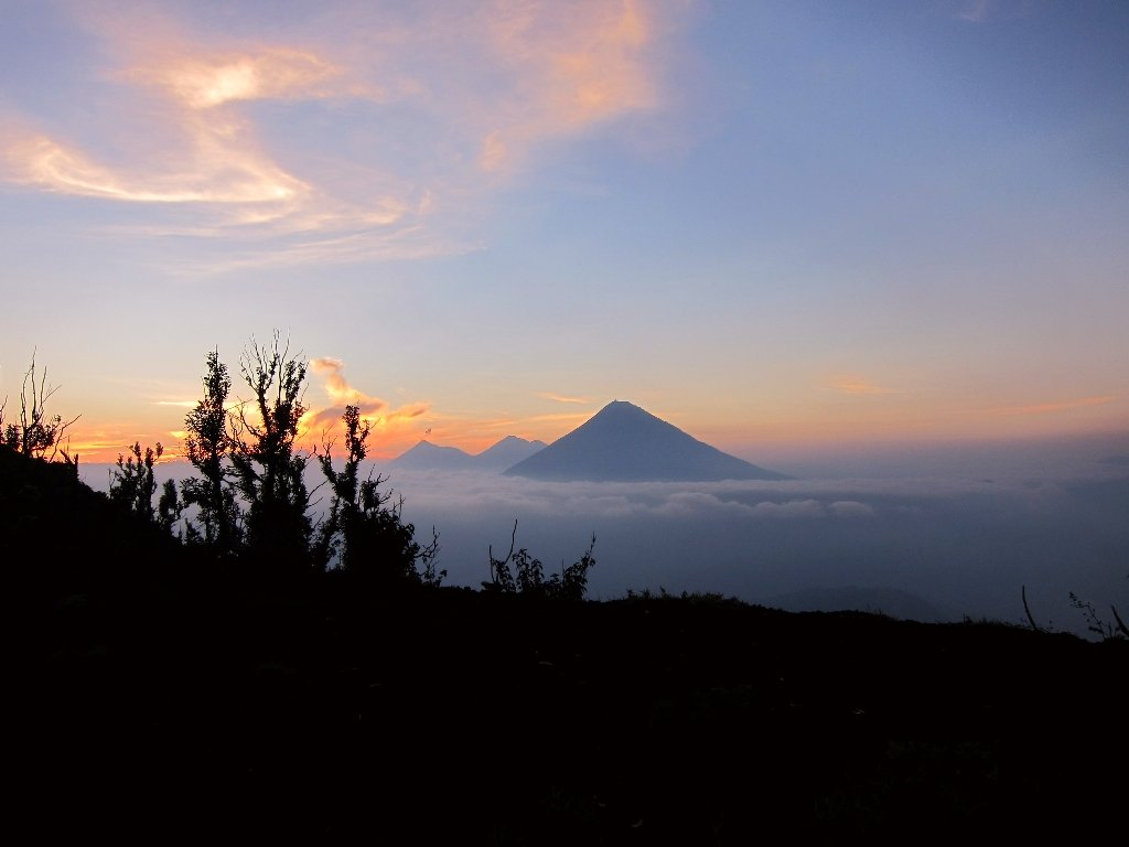 Pacaya, escalando um vulcão ativo na Guatemala