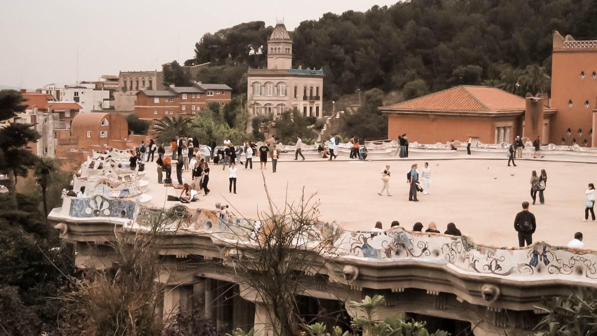 roteiro-gaudi-em-barcelona-park-guell-monumental