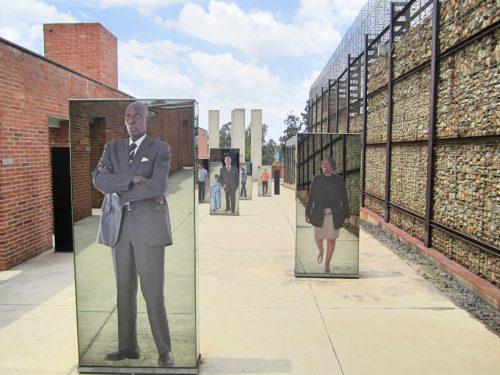 Museu do Apartheid em Joanesburgo