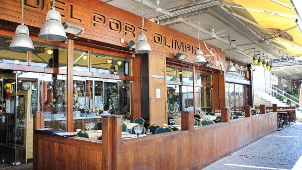 restaurante la fonda del port olimpic barcelona