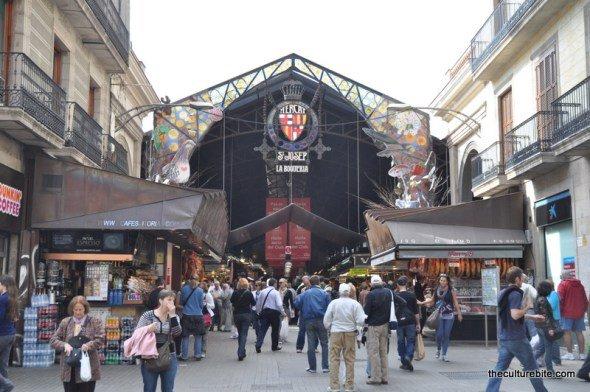 Barcelona-La-Boqueria