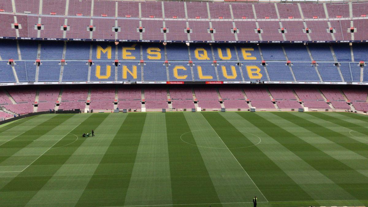 Como visitar o estádio do Barcelona, o famoso Camp Nou