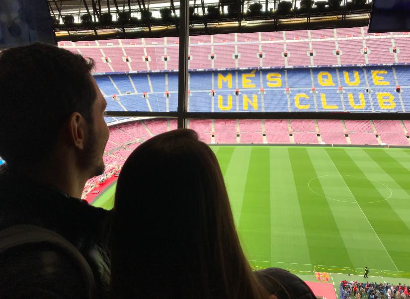 barcelona camp nou sala imprensa