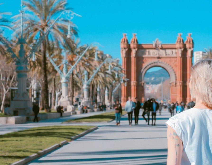 Roteiro_de_3_dias_em_Barcelona_Arco_Triunfo