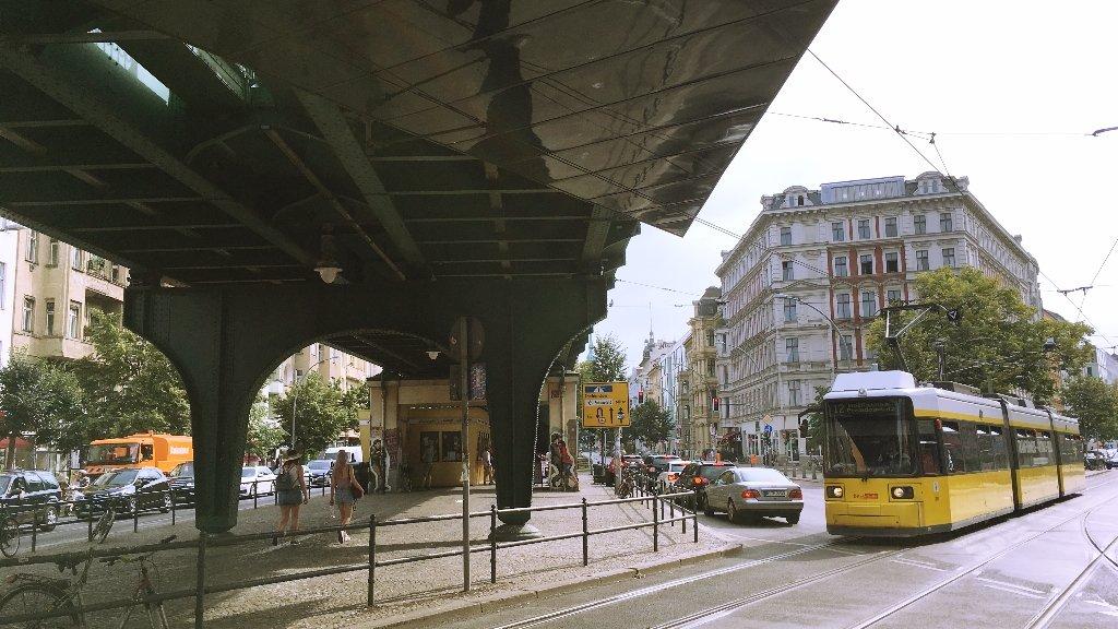 Como funciona o transporte público em Berlim