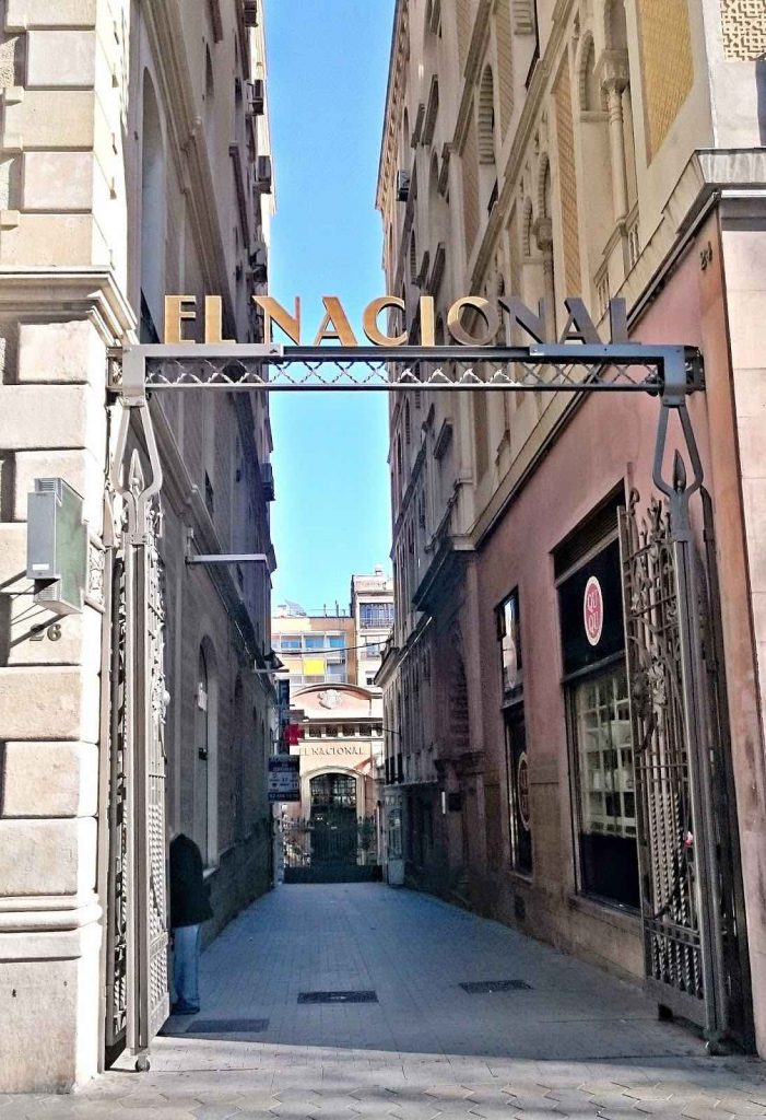 el nacional barcelona
