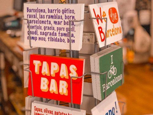Onde comer tapas em Barcelona