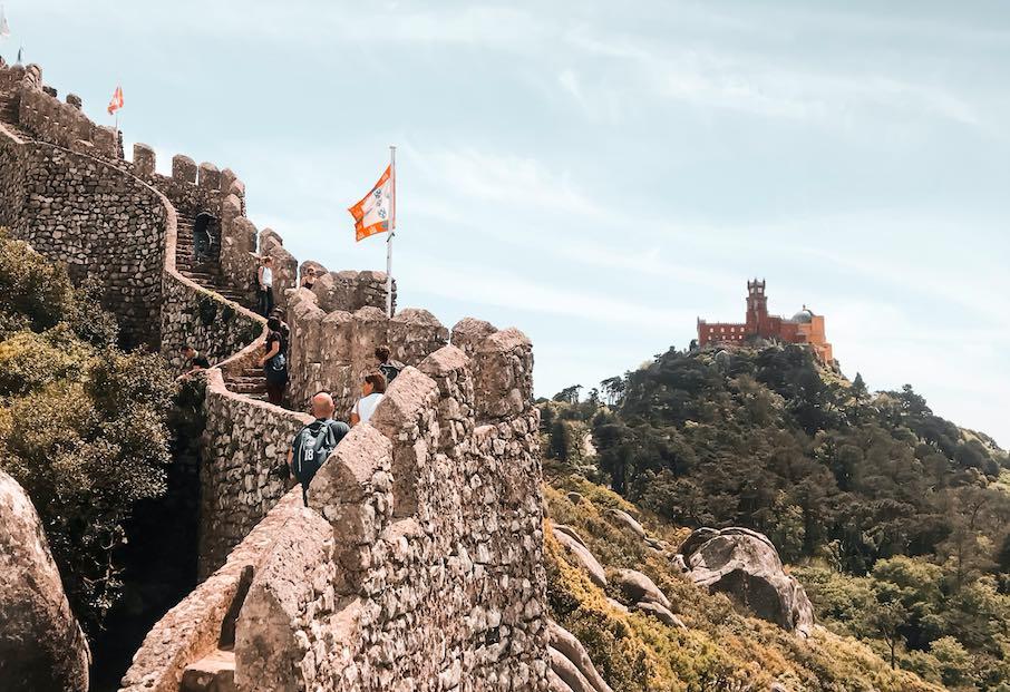 Como-ir-de-Lisboa-a-Sintra-Castelo-dos-Mouros