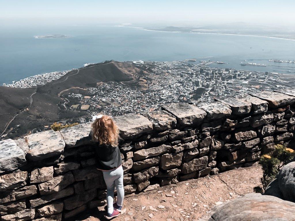 Cape Town com Crianças