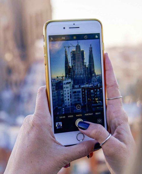 7 dicas para tirar lindas fotos de viagem com o celular