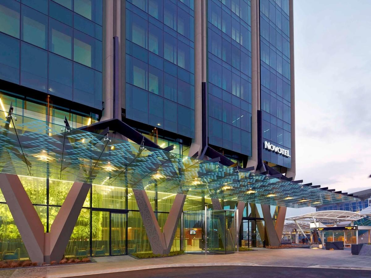 Hotel perto do aeroporto de Auckland