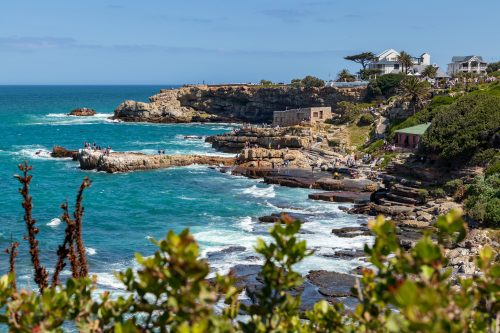 Hermanus, onde ver baleias na África do Sul