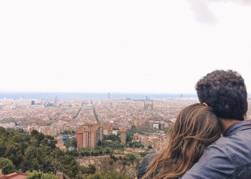 5 lugares românticos para noivar em Barcelona