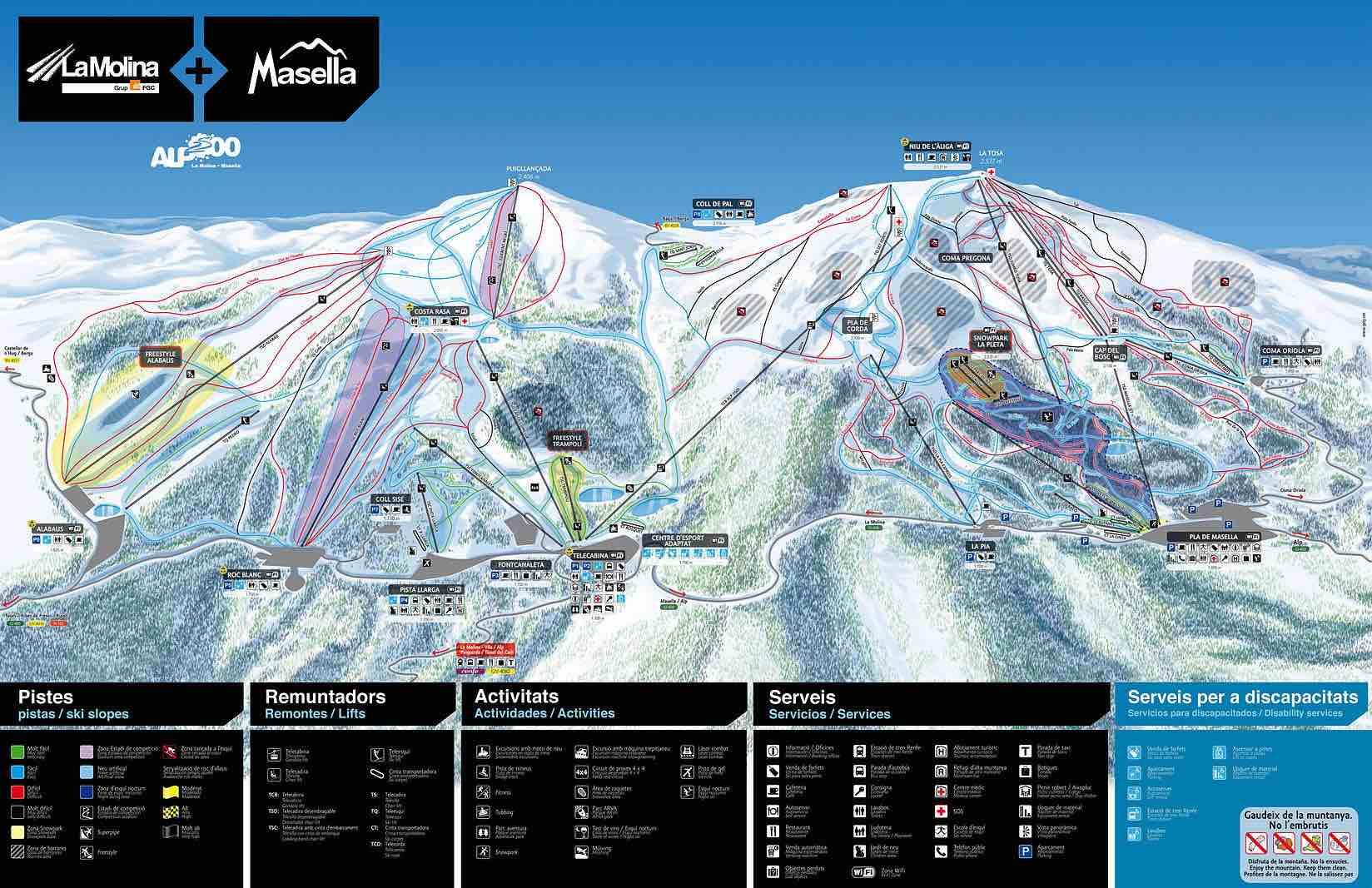onde-esquiar-perto-de-barcelona-la-molina