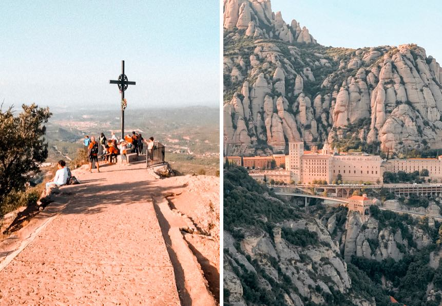 Barcelona-a-Montserrat-sant-miquel