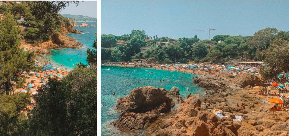 Praias-perto-de-Barcelona-blanes-cala-bona