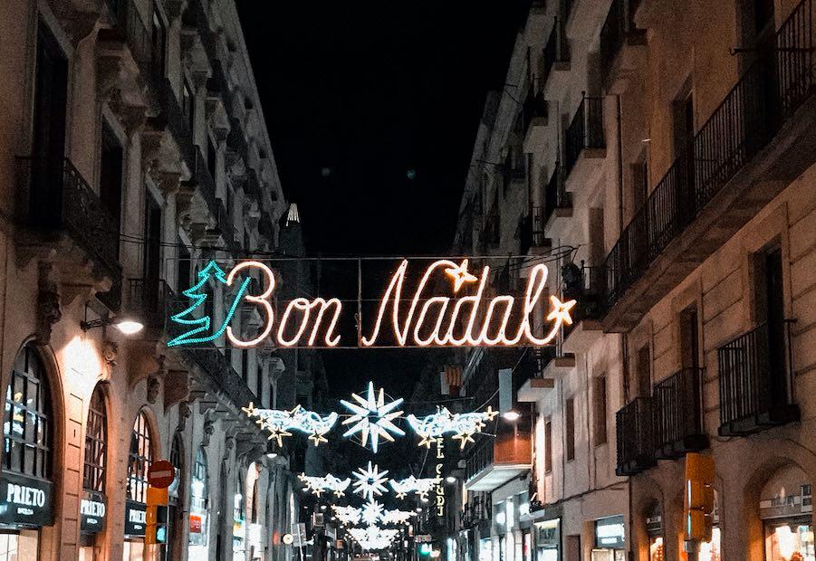 Barcelona em dezembro