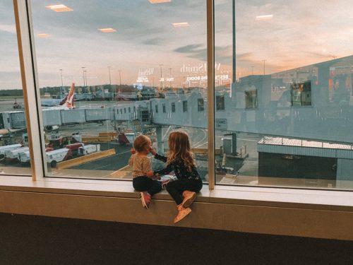 Viajar com crianças: Como sobreviver a um vôo longo