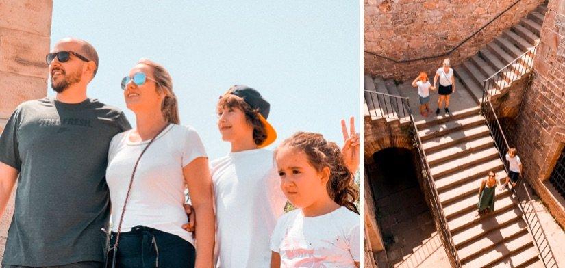 barcelona-com-crianças-castelo-montjuïc